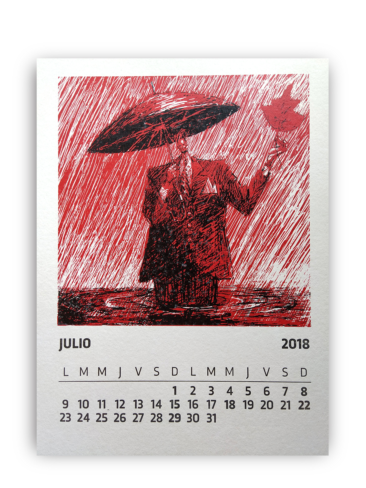 Alvaro Amengual / Serigrafía