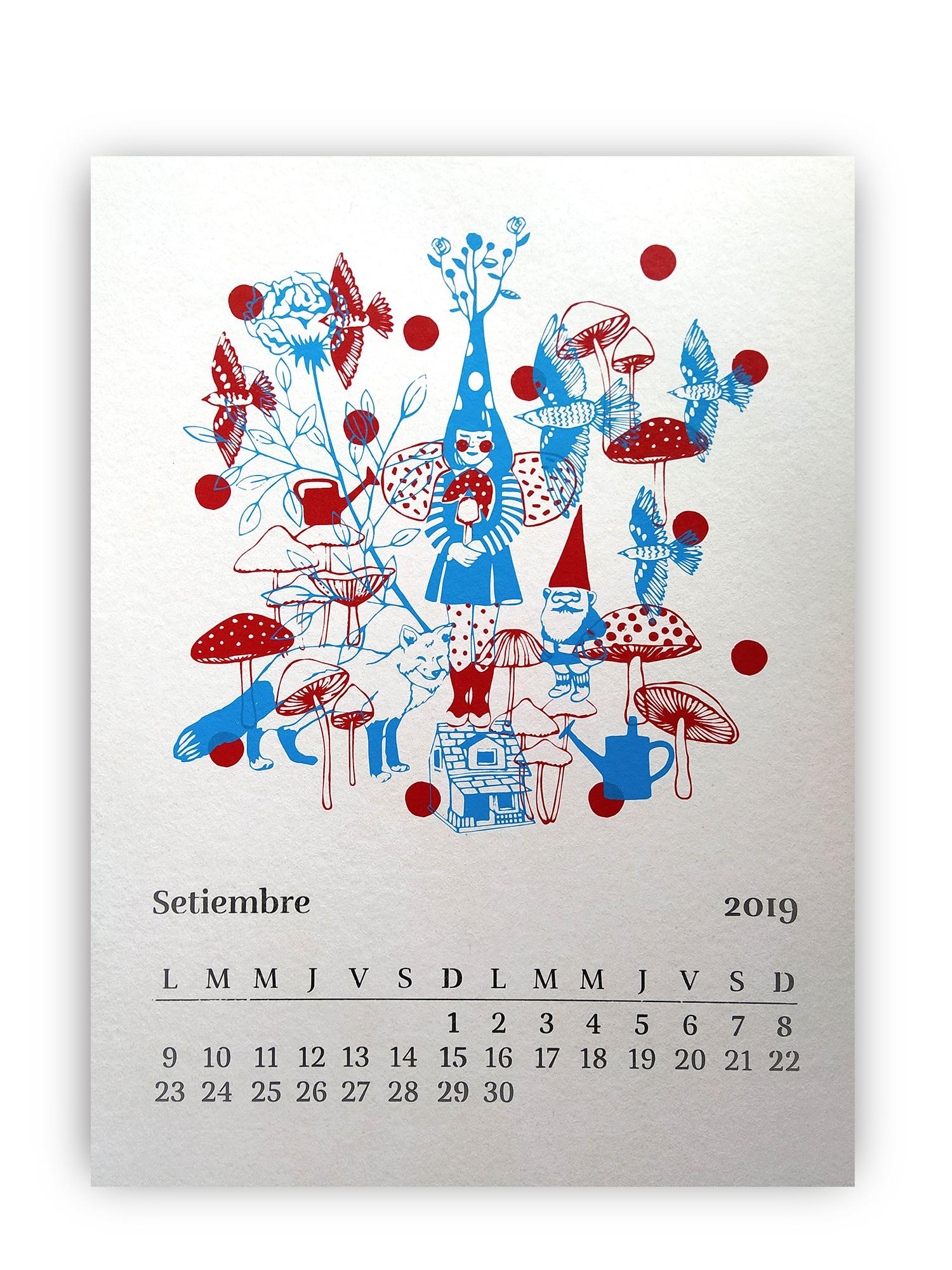 Lucía Franco / Serigrafía