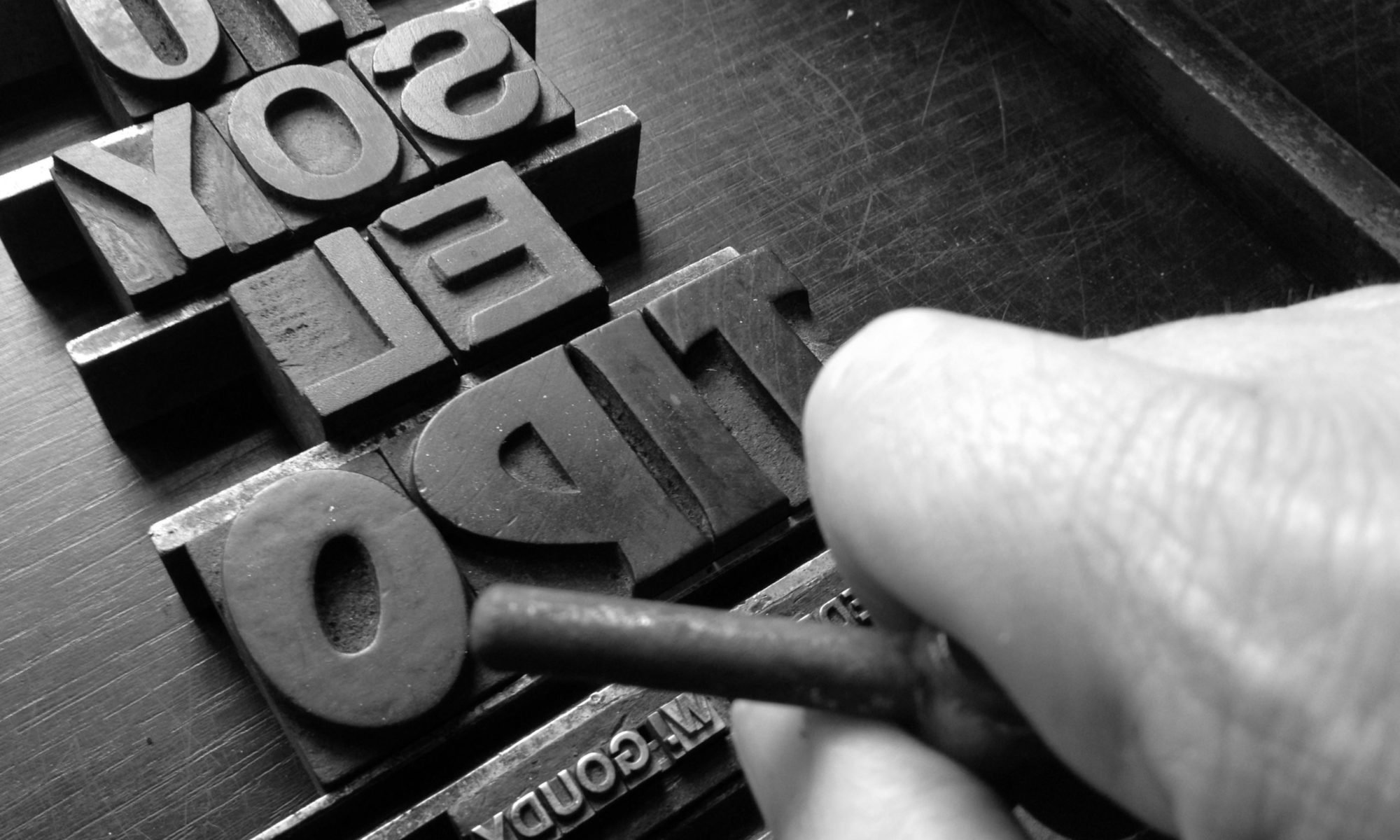 Caja Baja - Tipografía y Obra gráfica - Letterpress